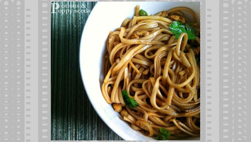 Dragon Noodles by potionsandpoppyseeds.blogspot.com