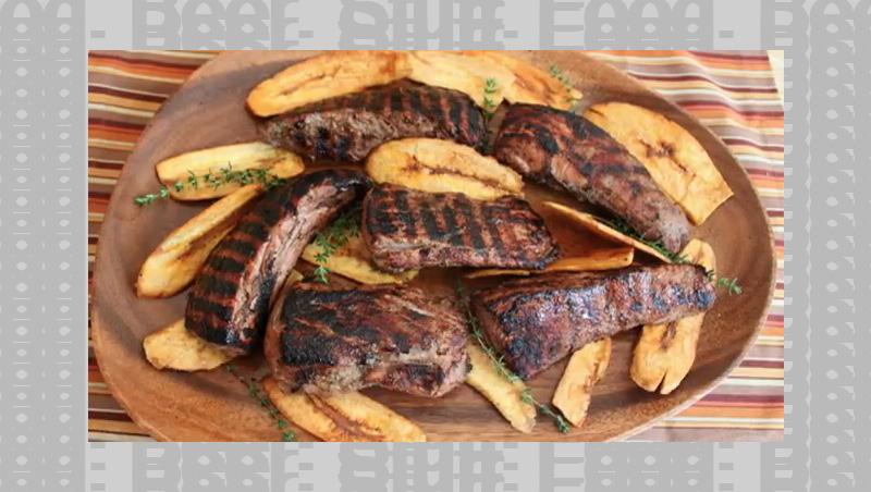 Jerk Pork Tenderloin by allrecipes.com